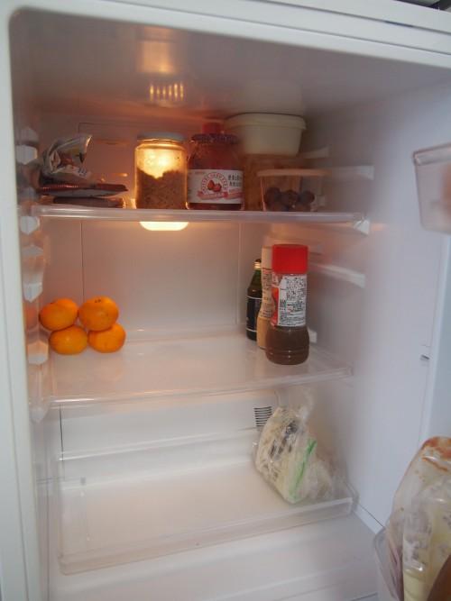 冷蔵庫は食べ物を腐らせる場所じゃないですよ。