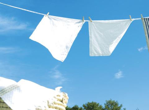 お金をかけない休日の過ごし方ー「家中のシーツとマットを洗おう」