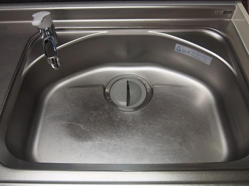 食洗器と水切りカゴは持たない。