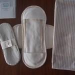 カラダにも環境にも優しい。オーガニック素材のメイドインーアースを使った布ナプ生活を再開しました。