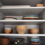思い切って食器を手放せば、ここまでスッキリすることができる。