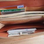 クレジットカードは一枚しか持たない。