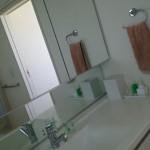 マネをしたくなるきれいな洗面台にする、私と姉の家ではこんな風にしています。