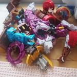 子供のおもちゃは定期的にしっかり整理し、買取へ。
