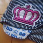 ベビードールのショートパンツが550円!フリマアプリでお得に買うことができました。