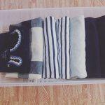 【少ない洋服で暮らす】夏の洋服はどれくらい持っていますか?