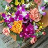 明日は母の日ですね。今年はこんなお花が届いたようです^^