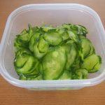 明後日までラクになる、野菜の作り置きを続けています。